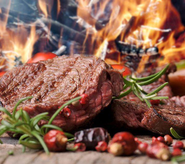 Auf alle Steaks 10% Rabatt!