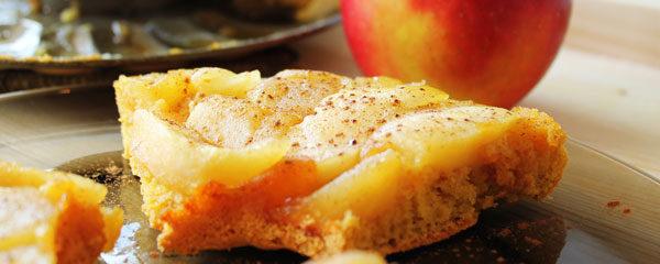 Apfelkuchen & Zwetschgenzeit