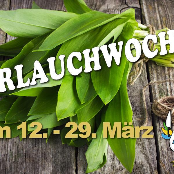 Bärlauch-Wochen